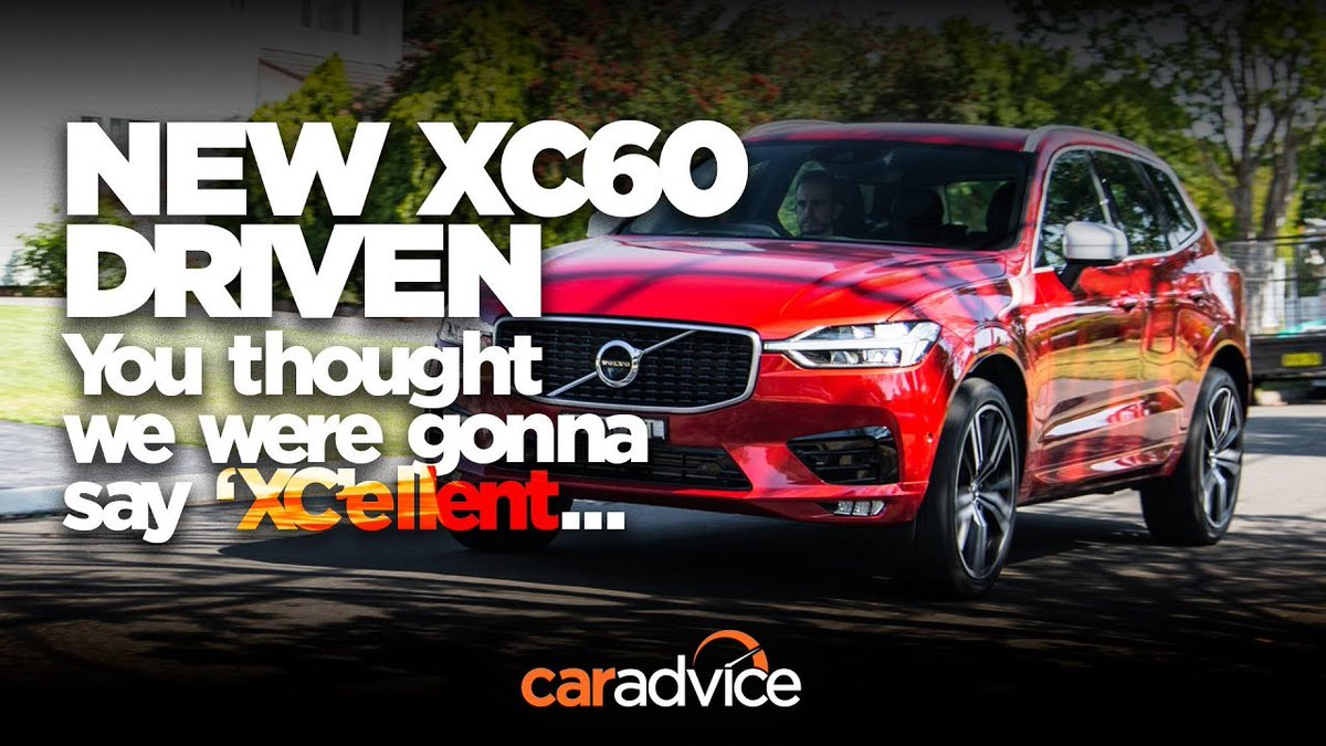 REVIEW: Volvo has a new XC60, finally! - Dauer: 6 Minuten, 16 Sekunden
