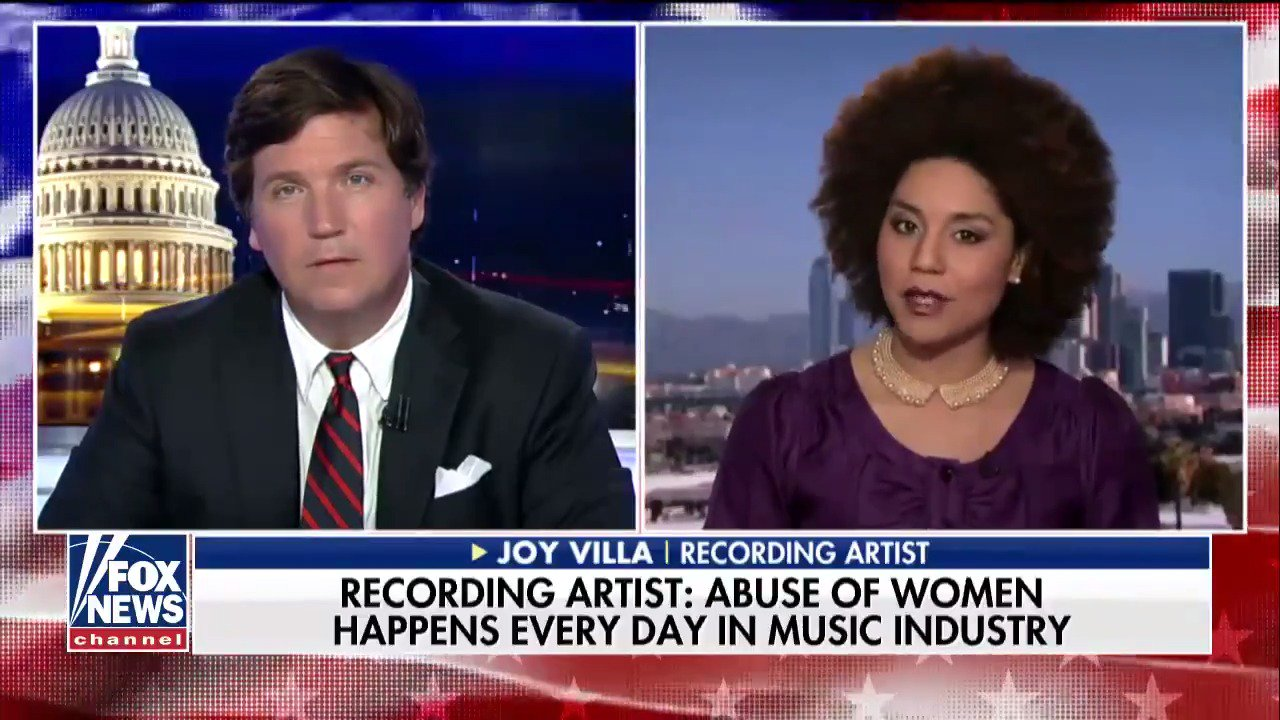 .@Joy_Villa: 'This Hollywood swamp is starting to crumble.' https://t.co/UFxNRy9XgB