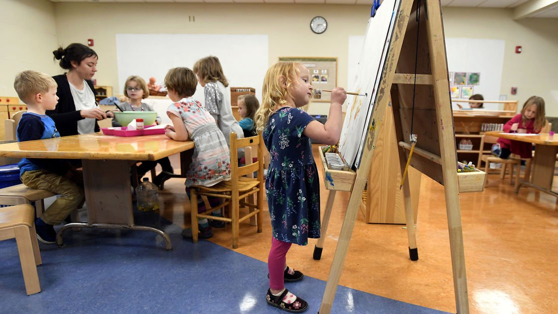 University of Montana LAB Preschool supports children and students