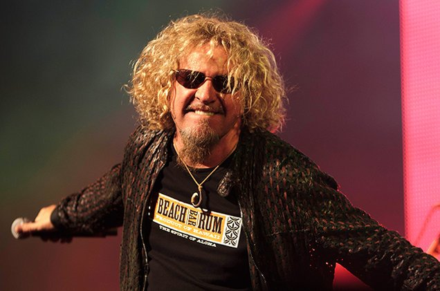 Happy Birthday Sammy Hagar 70year old
