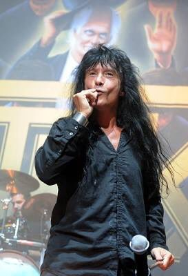 Happy Birthday!  Joey Belladonna (Anthrax, Bible Black, Belladonna)