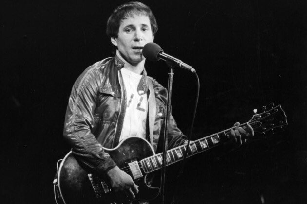 Happy birthday, Paul Simon!