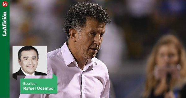[A balón parado] ¿Qué le responderá Juan Carlos Osorio al entrenador del Porto? Por @rocampo https://t.co/B4QSKSTyqQ https://t.co/GjyPfiwvfX