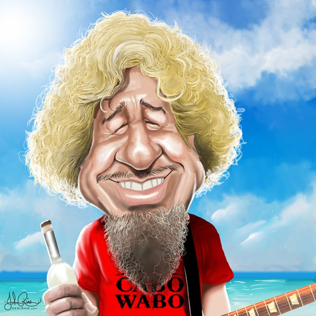 Happy Birthday Sammy Hagar!    ,