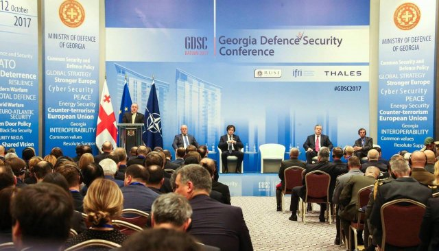 Georgia Hosts Annual Security and Defense Conference for the First Time