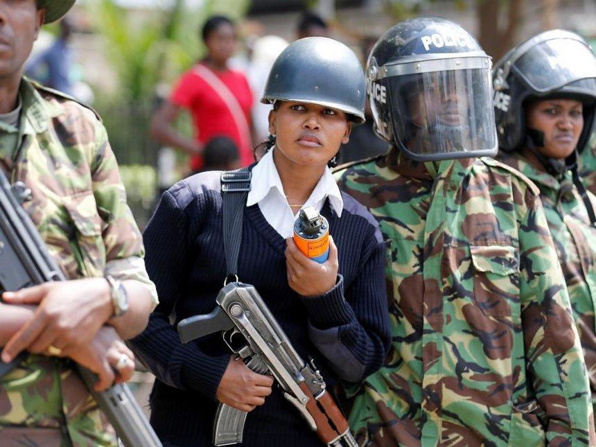 Three shot dead as NASA protesters storm Bondo police station