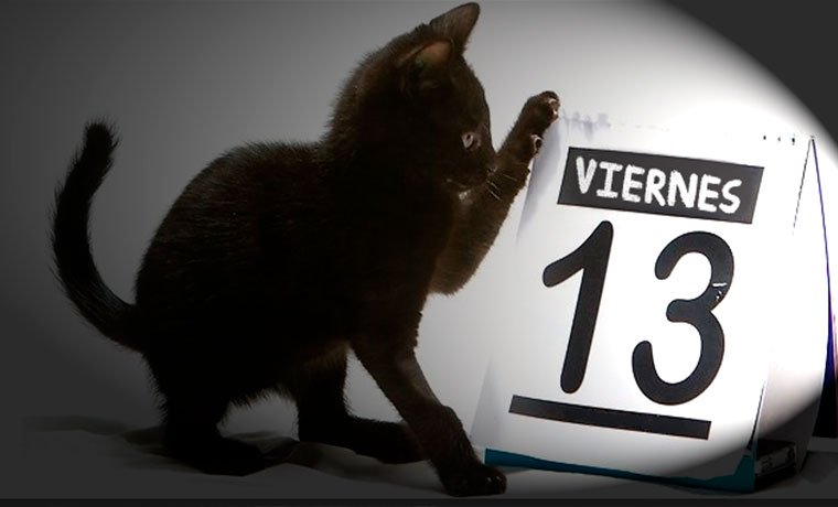 """Historia: ¿Es el #Viernes13 el día de la """"mala suerte? https://t.co/fWisISyYiS  https://t.co/bK6WmQKfrD"""