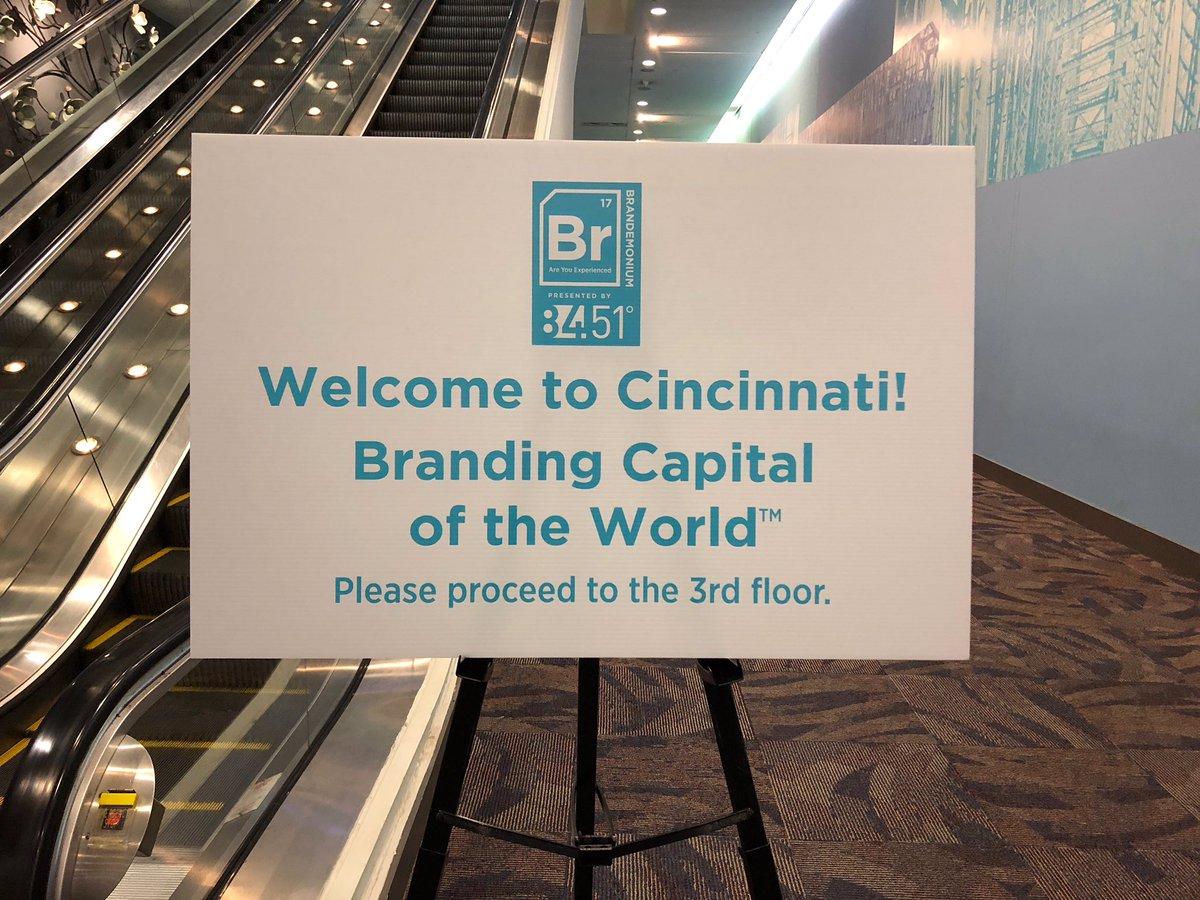 #Brandemonium