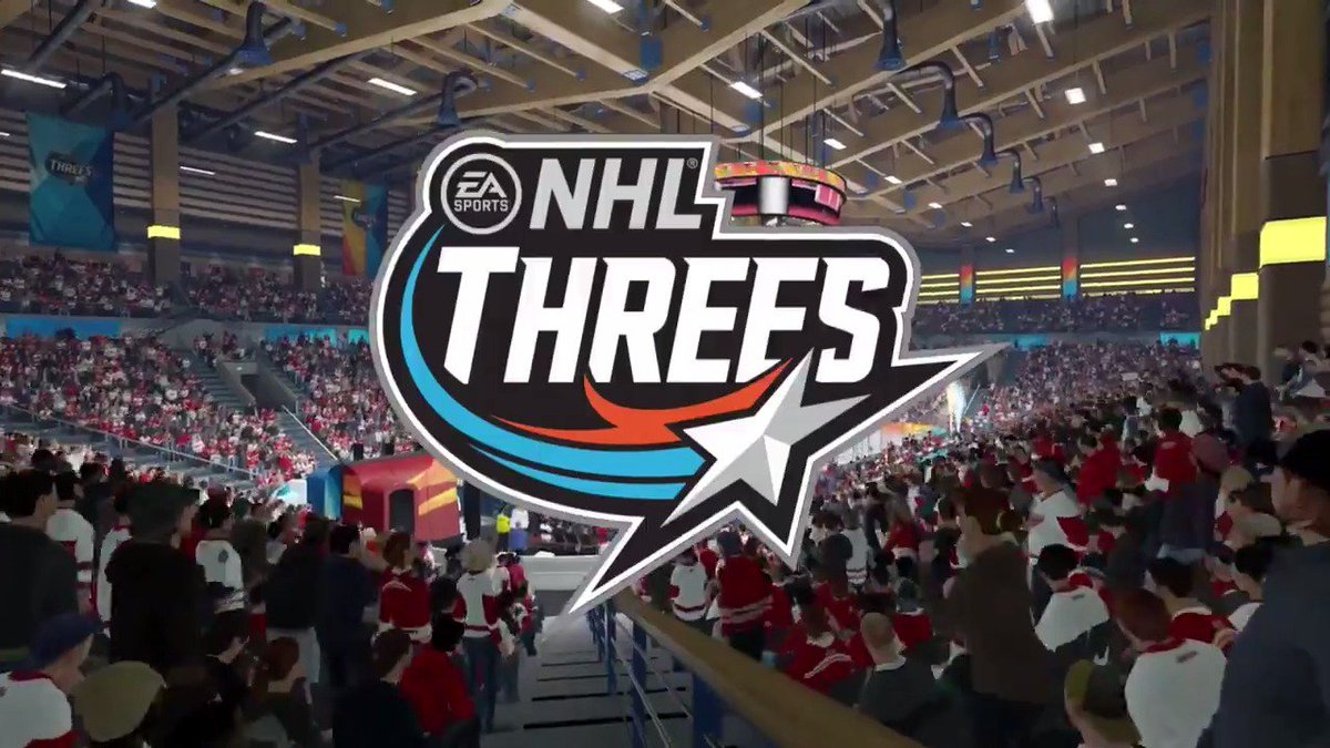 Riley Sheahan, @antomantha8 & @Dylanlarkin39 sit down to play a little NHL Threes on @EASPORTSNHL #NHL18. https://t.co/W0PT4NSUxh - Ice Hockey - Detroit Red Wings news - NewsLocker