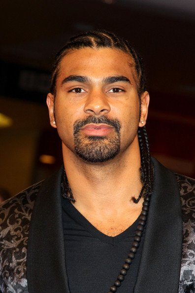 Happy Birthday David Haye