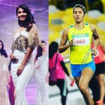 From Miss Universe Malaysia finalist to national sprinter