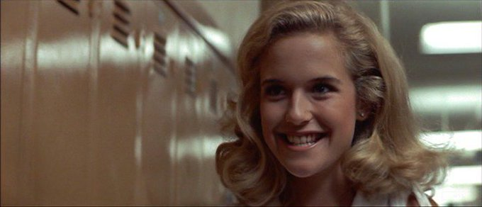 New happy birthday shot What movie is it? 5 min to answer! (5 points) [Kelly Preston, 55]
