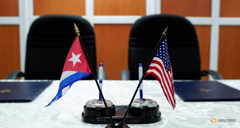US to maintain Cuba, Venezuela sanctions until freedoms restored - Trump