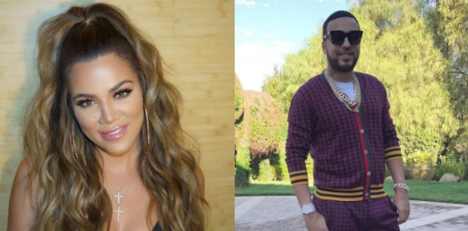 French Montana has just spoken out about ex Khloe Kardashian's 'pregnancy'...