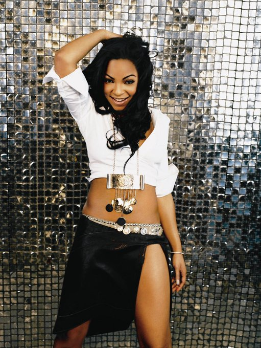 October 13, 1980: Ashanti Shequoiya Douglas is born in Glen Cove, New York. Happy Birthday!