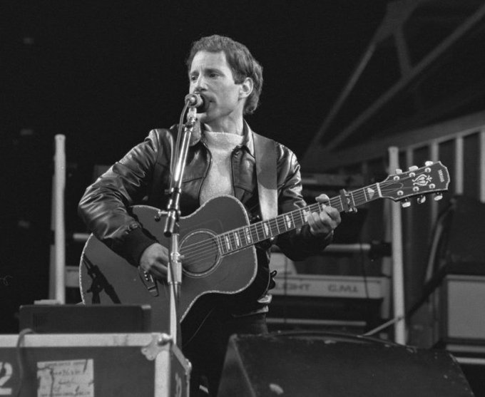 Happy birthday, Paul Simon! What\s your favorite song?