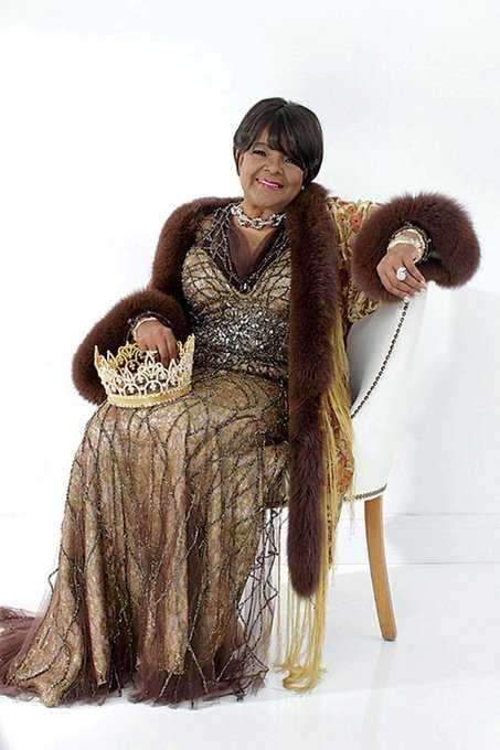 HAPPY BIRTHDAY God Bless you,  Pastor Shirley Caesar@