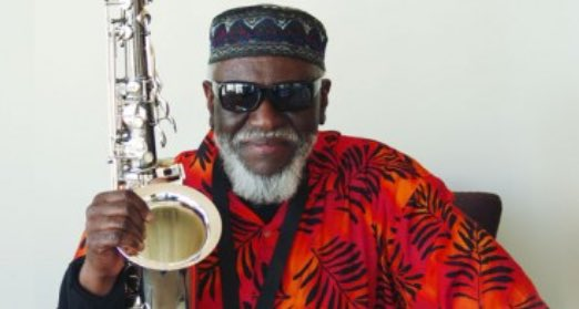WDCB wishes Pharoah Sanders a Happy 77th Birthday today!