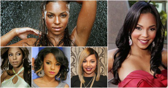 Happy Birthday to Ashanti (born October 13, 1980)