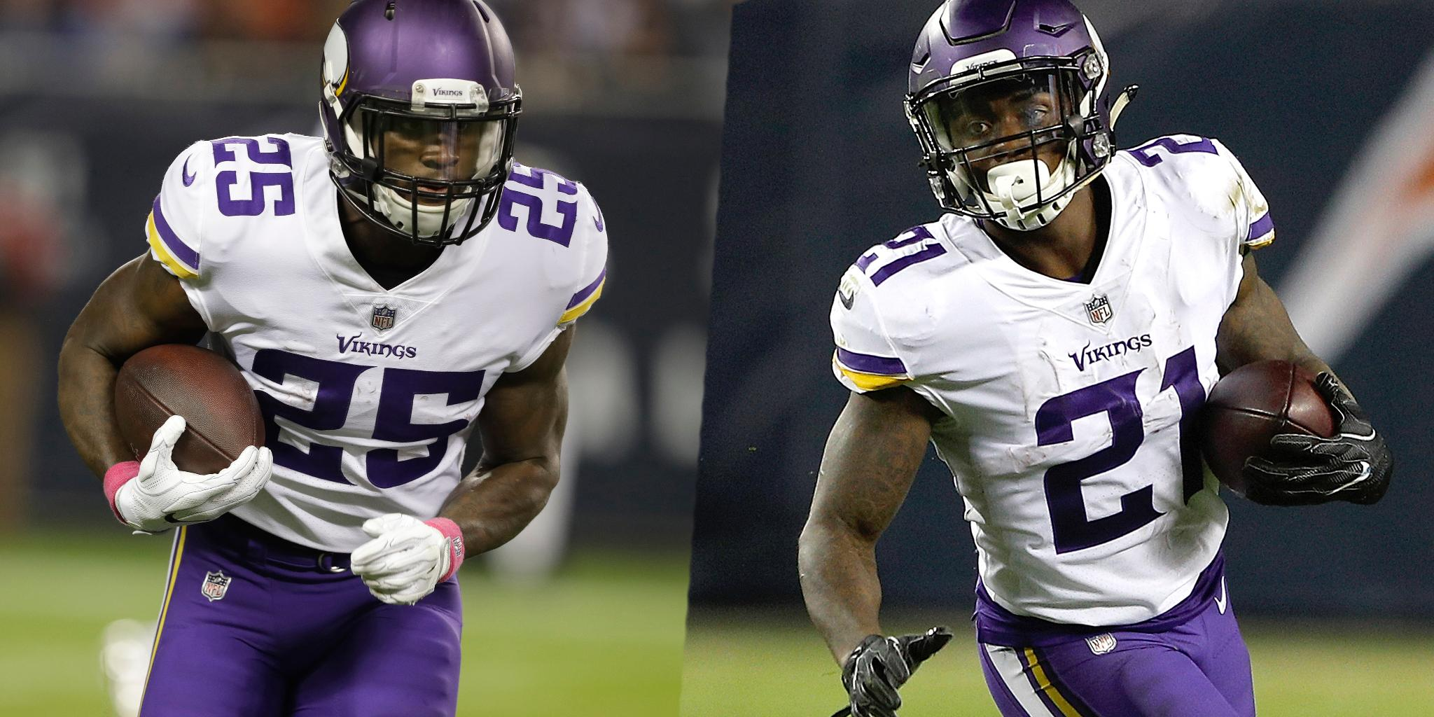 How will this backfield divide carries?  @NFLfantasy GMs might want to know: https://t.co/9J74SBnat4 https://t.co/tQMXTR6UNX