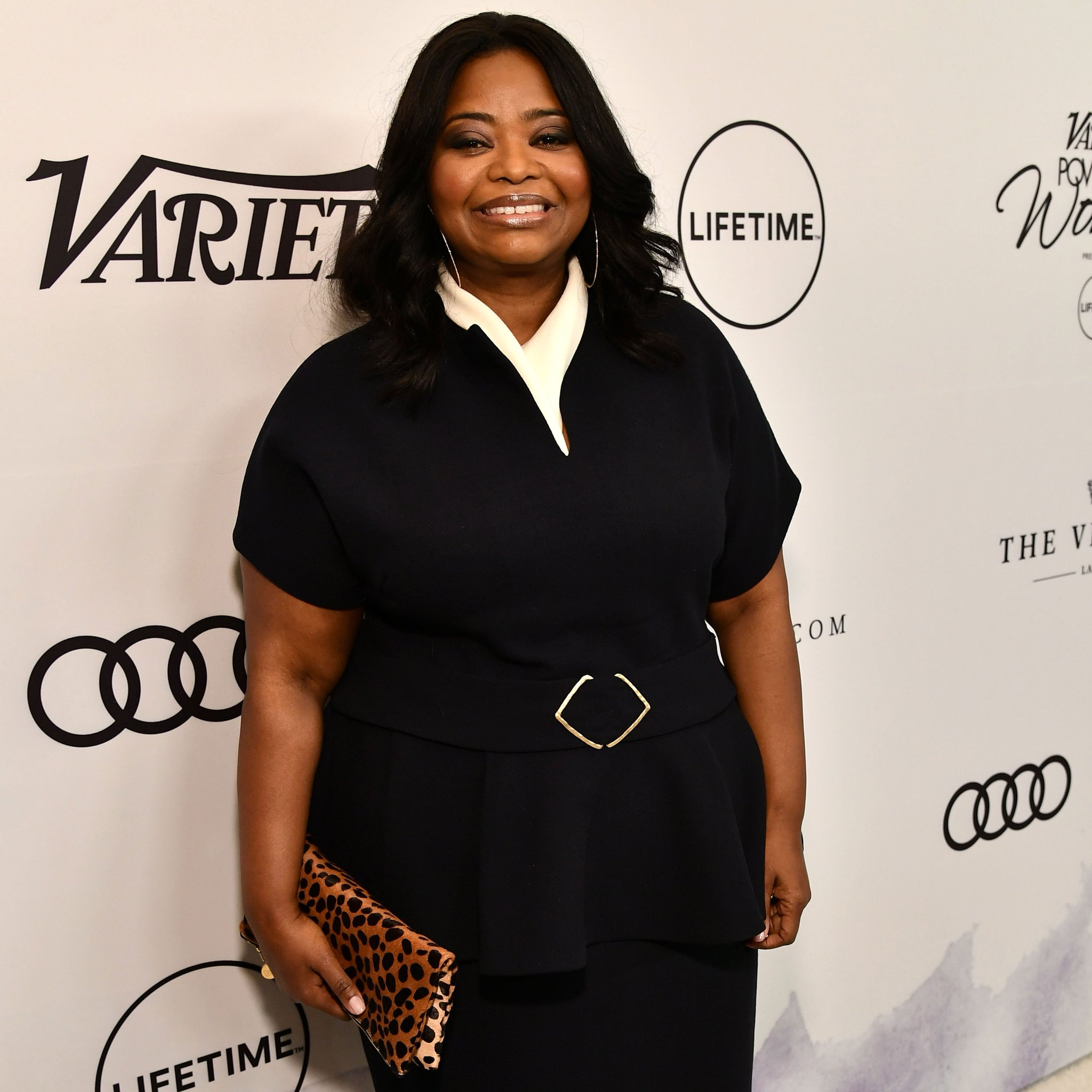 .@octaviaspencer walks the red carpet at Variety's #PowerOfWomen presented by @lifetimetv https://t.co/GAlHL8zC4g https://t.co/BFOzd5O9oV