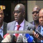 President Kenyatta receives Election Laws Amendment bills