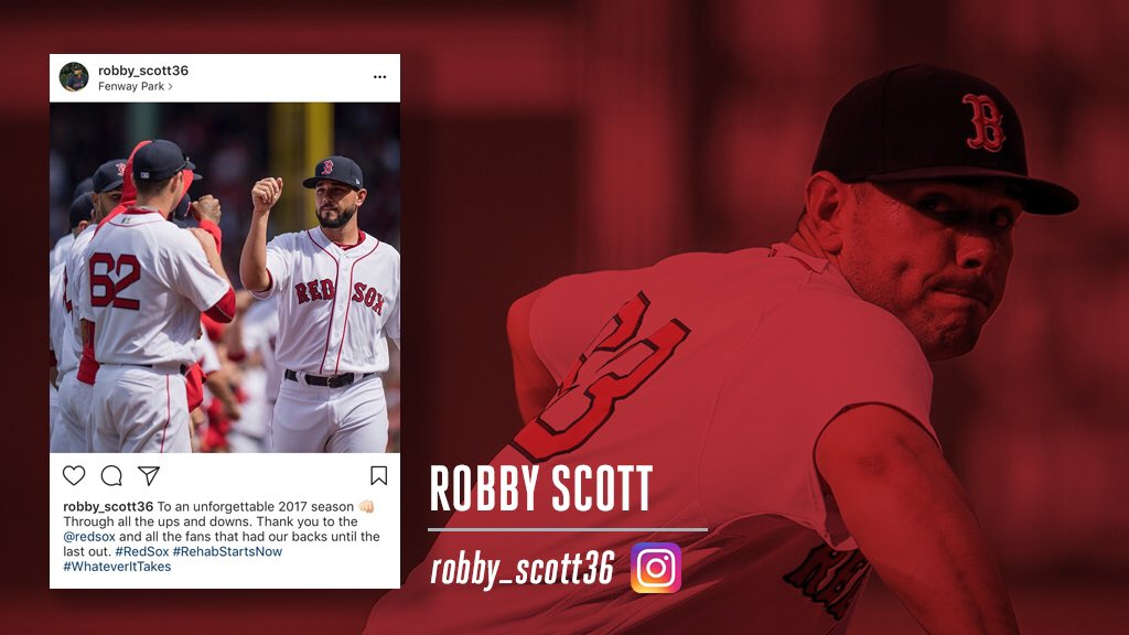 ICYMI: A few end of season posts from your 2017 #RedSox: https://t.co/yPcdQWn7sl