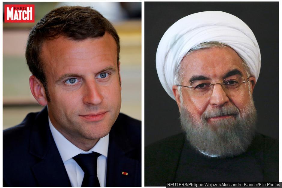 Macron 'envisage' de se rendre en Iran, une première depuis 1971 https://t.co/XRltkZSbaa https://t.co/qAh0NVZ5qM
