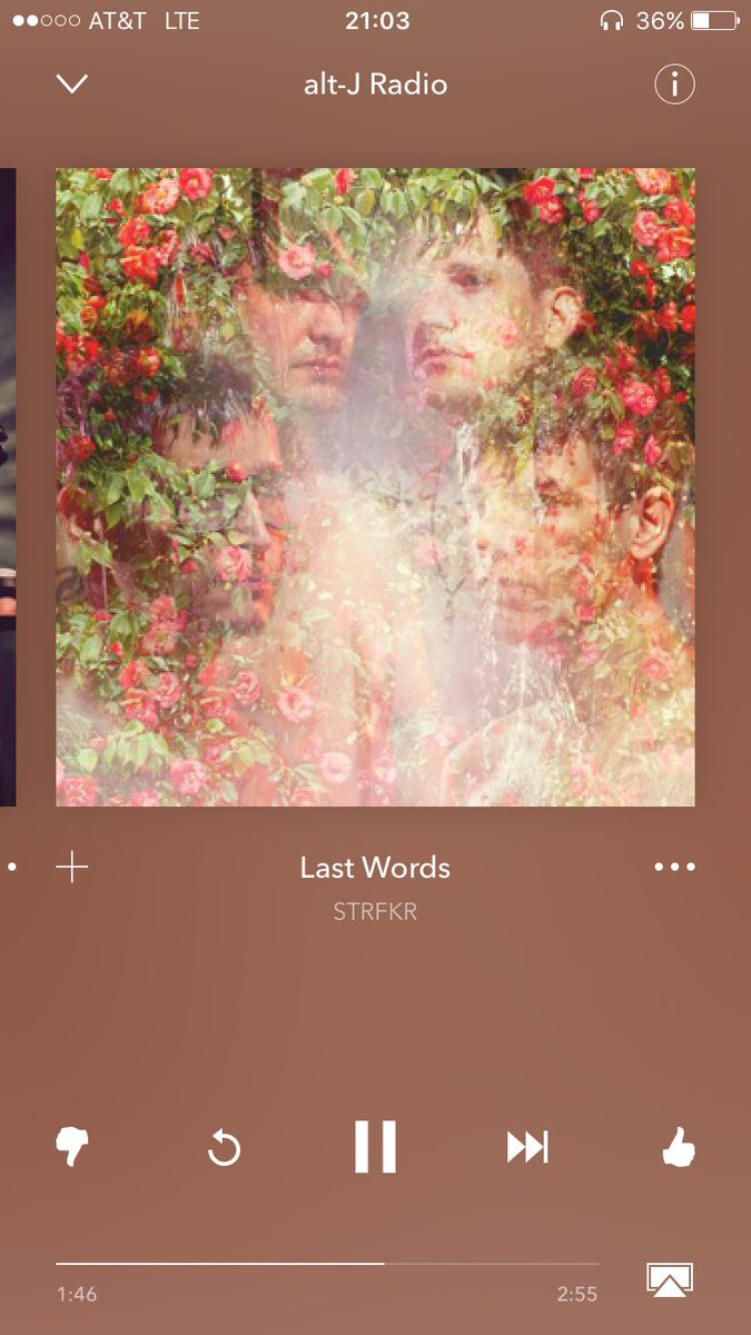 Listening to TTeWsPt0wj