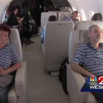 American Cancer Society flight to Puerto Rico brings cancer patients to Orlando