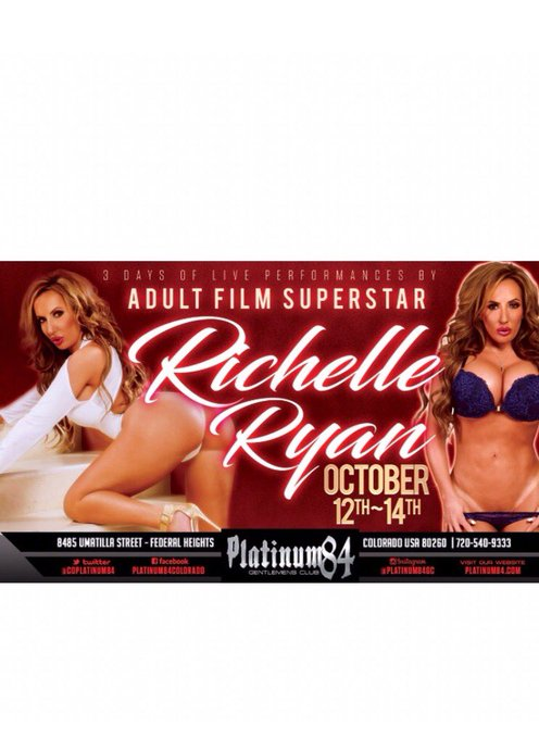 #Denver. TONIGHT meet me at @Platnium84  2 shows at 11pm & 1am + Meet and Greets after. See you there