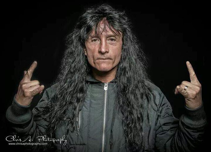 "Happy Birthday to ""The Man\"",\""The Myth\"",\""The Mosh pit Maestro\"", Joey Belladonna!"