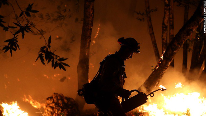 California wineries are still in crisis as wildfires rage on