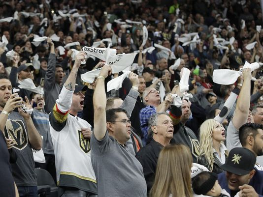 Gamble pays off with Hockey Night in Vegas