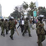 The Latest: US urges Kenya security forces to use restraint