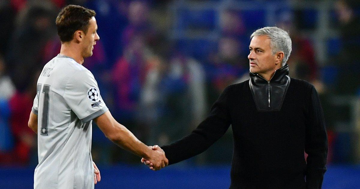 Manchester United player Nemanja Matic reveals Jose Mourinho's preparations vs Liverpool