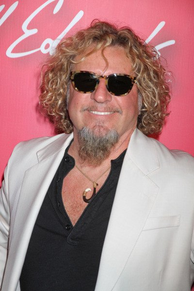 Happy Birthday Sammy Hagar