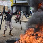 Kenya police shoot dead two opposition protesters