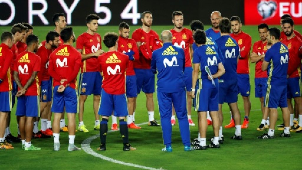 Spain to play Russia in friendly: Spanish football federation