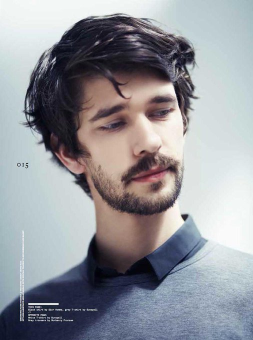 Omg happy birthday to ben whishaw !! just another brilliant actor, accept it.