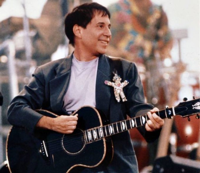 Happy Birthday Paul Simon!