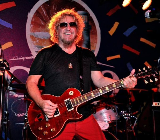 Happy Birthday Sammy Hagar!