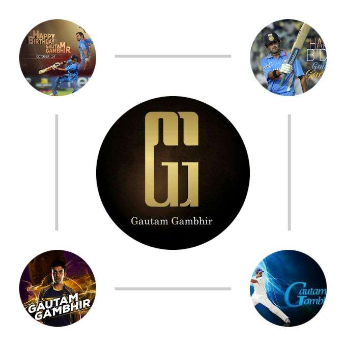 Happy birthday GAUTAM GAMBHIR