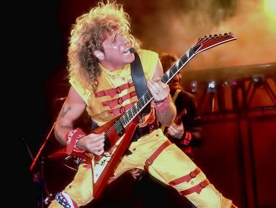 Happy 70th Birthday!!!    to SAMMY HAGAR born this day in October 13, 1947