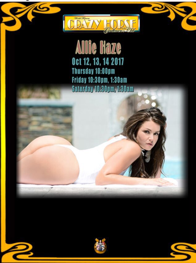 Headed to Crazy Horse for night number 2 here in #SanFrancisco. Cum join all the fun Hs