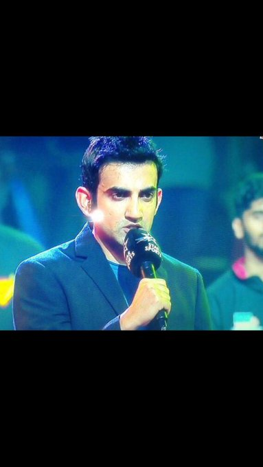 Wish you vry vry happy birthday GAUTAM GAMBHIR  are the real hero of world cup 2011