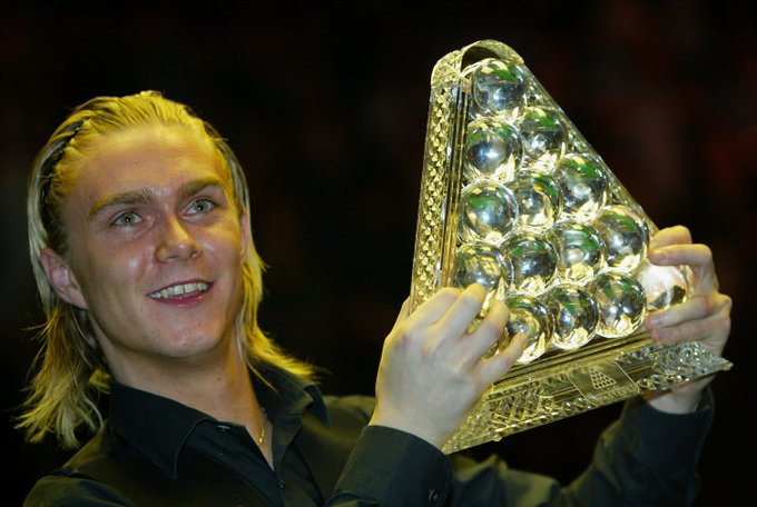 Happy Birthday to Paul Hunter  About: