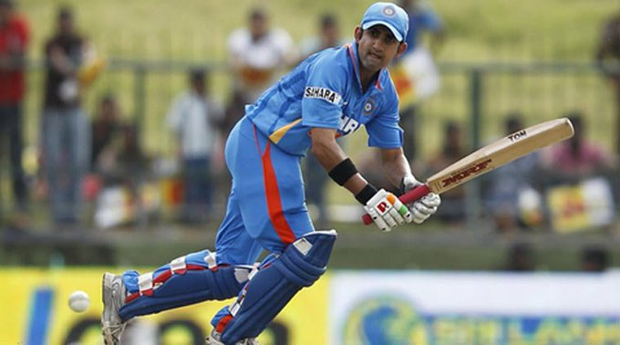 Happy Birthday Gautam Gambhir: India\s World Cup hero turns 36 - The Indian Express