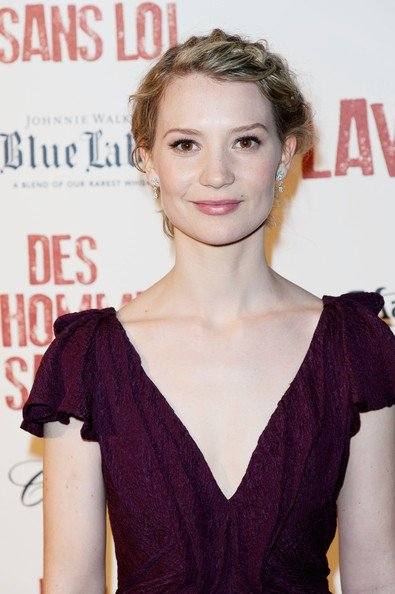 Happy Birthday Mia Wasikowska