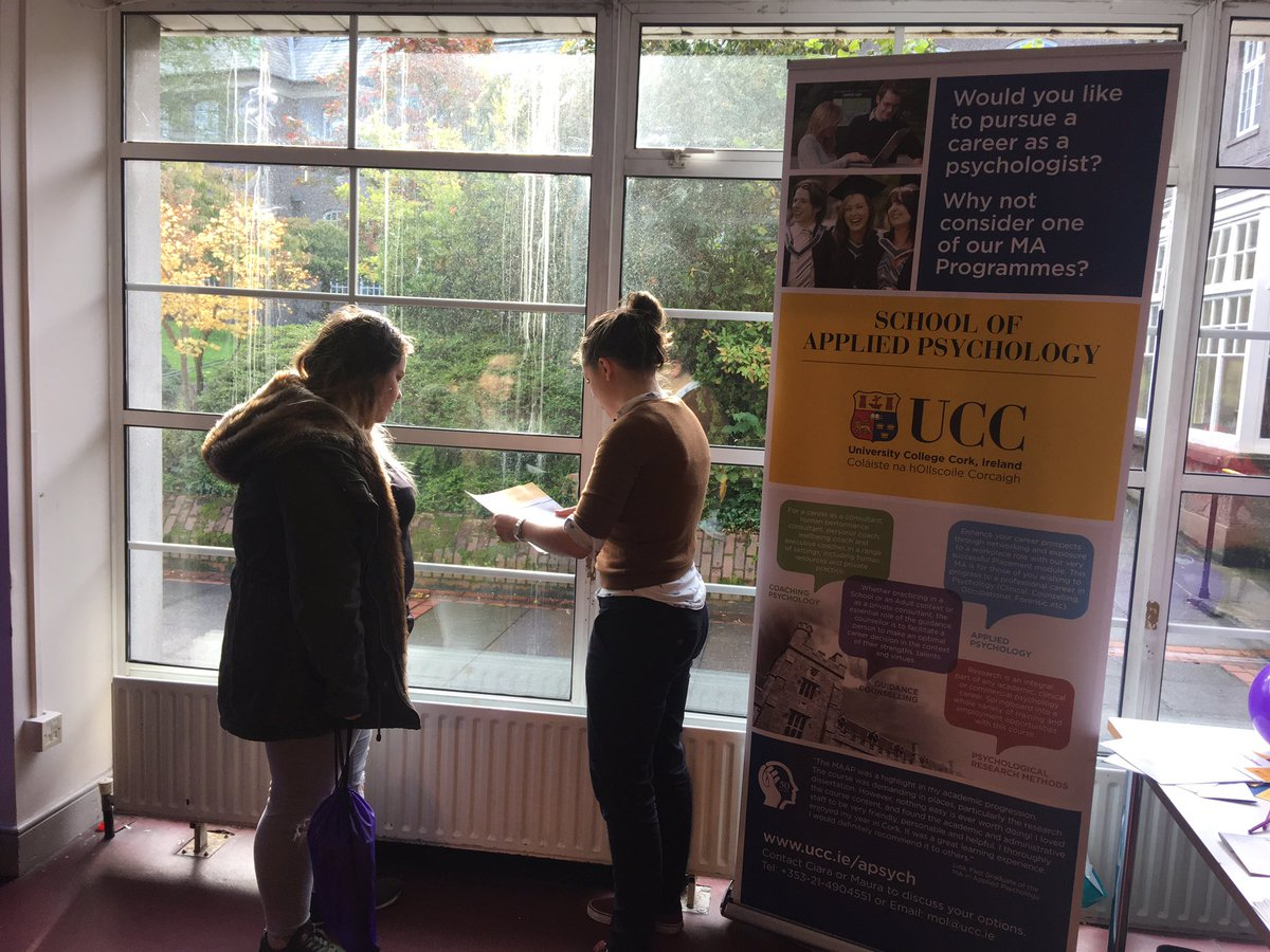 test Twitter Media - Having a great morning at @UCC open day discussing our new BA in Psychology&Computing & our BA in Applied Psychology #uccopenday https://t.co/defjtlsqbj
